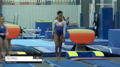 Skye Blakely - Vault, WOGA Gymnastics - 2021 American Classic and Hopes Classic