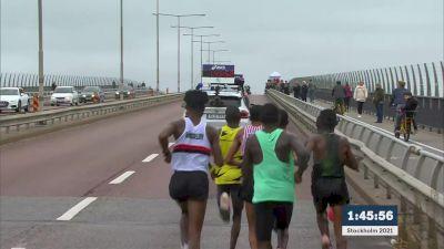 Replay: Stockholm Marathon