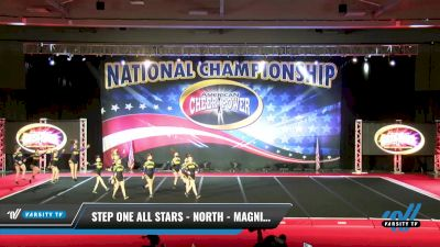 Step One All Stars - North - Magnificent [2021 L3 Junior - Small Day 2] 2021 ACP: Midwest World Bid National Championship