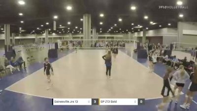 Gainesville Jrs 13 vs GP Z13 Gold - 2021 Mizuno Big South National Qualifier (Courts 1-80)