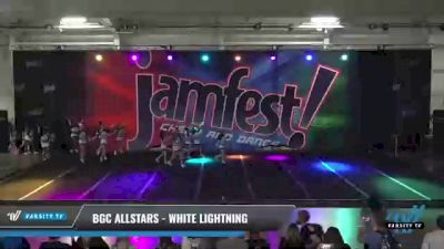 BGC Allstars - WHITE LIGHTNING [2021 L4 Senior Coed - D2 Day 2] 2021 JAMfest: Liberty JAM