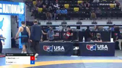 79 kg Final - Isaiah Martinez, TMWC/ BEAVER DAM RTC vs Taylor Lujan, Panther Wrestling Club RTC