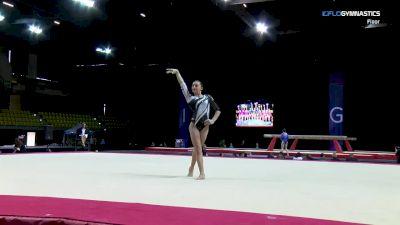 Giorgia Villa - Floor, Italy - 2018 International Gymnix