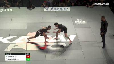Augusto Mendes vs Frank Rosenthal 2018 KASAI Pro 4