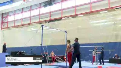 Sam Mikulak - High Bar, U.S.O.P.T.C. Gymnastics - 2021 Men's Olympic Team Prep Camp