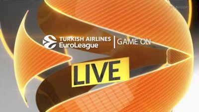 REPLAY: Olympiacos FC vs Maccabi Tel Aviv BC