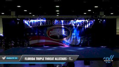 Florida Triple Threat Allstars - Thunder Catz [2021 L2 Junior - D2 - Medium Day 2] 2021 ACP: Tournament of Champions