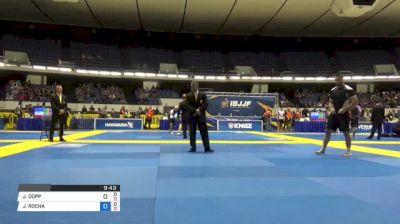 JARED DOPP vs JOAO GABRIEL ROCHA World IBJJF Jiu-Jitsu No-Gi Championships