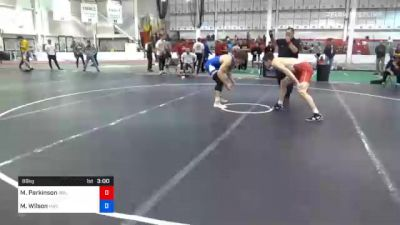 86 kg Prelims - Macartney Parkinson, Boilermaker RTC vs Myles Wilson, Hawkeye Wrestling Club