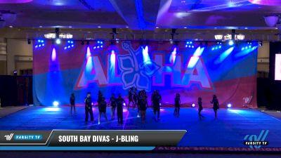 South Bay Divas - J-Bling [2021 L4 Junior - Small Day 1] 2021 Aloha DI & DII Championships