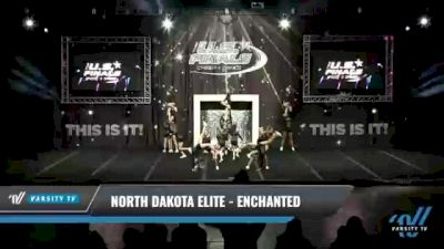 North Dakota Elite - Enchanted [2021 L2 Youth - Small Day 1] 2021 The U.S. Finals: Kansas City