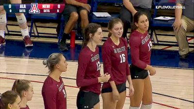 Full Replay - 2019 Wildcat Classic | New Mexico State vs Alabama State - New Mexico St vs Alabama St - Sep 21, 2019 at 11:57 AM EDT