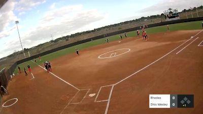 Ohio Wesleyan vs. Rhodes - 2020 THE Spring Games