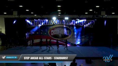 Step Ahead All-Stars - Starburst [2021 L4 Senior - D2 Day 1] 2021 ACP: Tournament of Champions