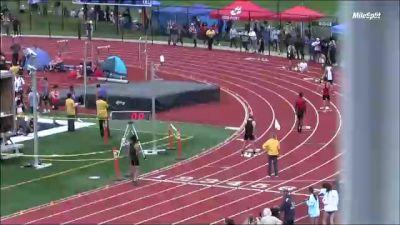 High School Boys' 400m Hurdles Group 4, Finals 1