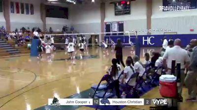 Replay: John Cooper vs Houston Christian - 2021 Cooper vs Houston Christian | Oct 7 @ 6 PM