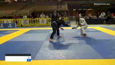 DUWAYNE HALL vs JASON VINCENT VALDEZ 2020 World Master IBJJF Jiu-Jitsu Championship