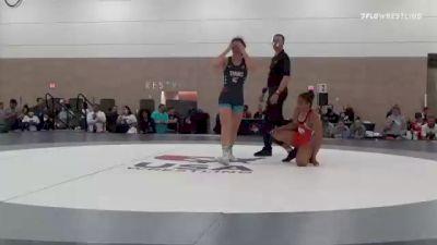 72 kg Rr Rnd 2 - Kayla Marano, GA vs Kennedy Blades, IL