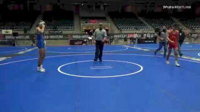 120 lbs 5th Place - Parker Witcraft, Broken Arrow vs Kaden Smith, Standfast