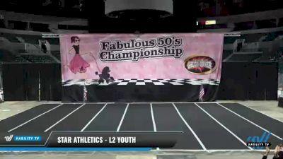 Star Athletics - L2 Youth [2021 Youth Black] 2021 ACP Disco Open Championship: Trenton