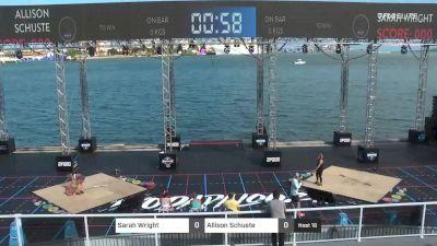 Bayside | 2.20.2020 | Weightlifting Faceoff | Women's Quarterfinal | Schuste | Wright