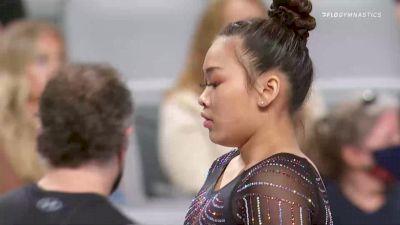Sunisa Lee - Bars, Midwest Gym - 2021 US Championships Senior Competition International Broadcast