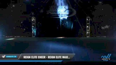 Reign Elite Cheer - Reign Elite Majesty [2021 L1 Junior - Small Day 2] 2021 The U.S. Finals: Phoenix