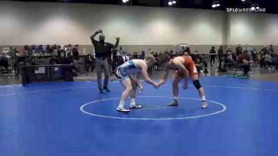 65 kg Quarterfinal - Cameron Picklo, Unattached vs Victor Voinovich, Seasons Freestyle Club