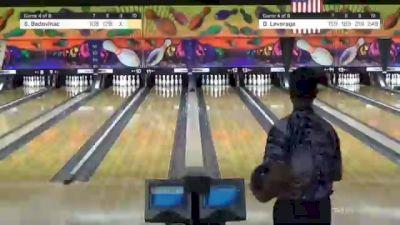 Replay: FloZone - 2021 PBA50 Senior U.S. Open - Match Play Round 1