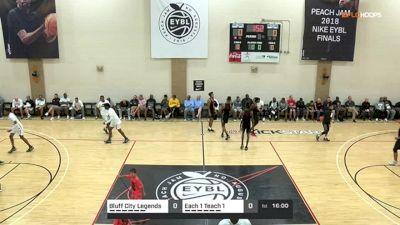 Bluff City Legends vs Each 1 Teach 1 | 7.13.18 | Nike EYBL Boys Finals