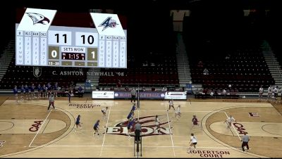 Replay: UNC Asheville vs Elon - 2021 Aggie/Phoenix Volley for Unity | Sep 11 @ 3 PM