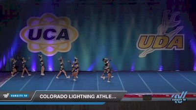 Colorado Lightning Athletics-Wildfire [2018 Senior 4 Day 2] UCA UDA Mile High Championship