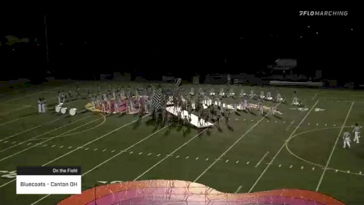 Bluecoats - Canton OH at 2021 DCI Showcase - Quincy