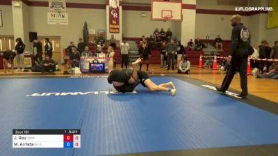 Jason Rau vs Michael Arrieta 1st ADCC North American Trials