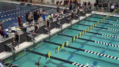 Purdue Invite, Women 200 Fly B Final