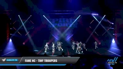 FAME NC - Tiny Troopers [2021 L1 Tiny Day 2] 2021 Spirit Sports: Battle at the Beach