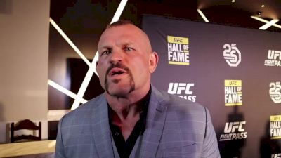 Chuck Liddell 'Not Impressed' By Tito Ortiz: 'He's Going To Be In Trouble'