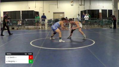 Match - Jaxon Smith, Ga vs Joseph Mcginty, Ny