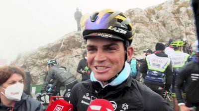 Sepp Kuss: A Hard, Brutal Gamoniteiru Climb In The Vuelta