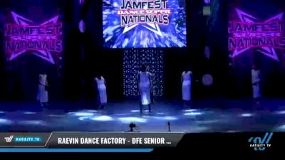 Raevin Dance Factory - DFE Senior Lyrical [2021 Senior - Contemporary/Lyrical - Small Day 2] 2021 JAMfest: Dance Super Nationals