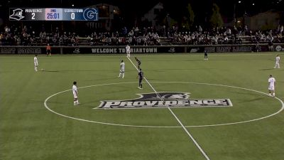 Replay: Georgetown vs Providence | Oct 13 @ 8 PM