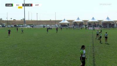 Rhinos Rugby Academy vs. ARPTC - 2021 NAI 7s - Finals