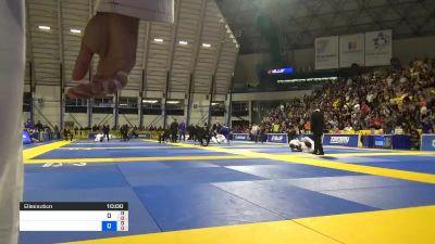 GABRIEL SALLES MUNIZ ALMEIDA vs NISAR AMIN LOYNAB 2019 World Jiu-Jitsu IBJJF Championship