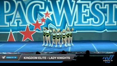 Kingdom Elite - Lady Knights [2020 L2 Junior - D2 - Small - A Day 2] 2020 PacWest