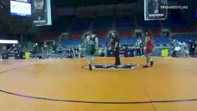 67 kg Quarterfinal - Ty Lydic, Westmoreland County Wrestling Club vs Geoff Martin, Minnkota Wrestling Club