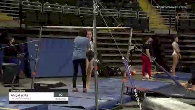 Abigail Willis - Bars, JamJev Gymnastics