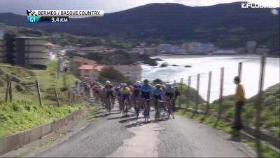 Michael Matthews All Out Attack On Stage 2 Of Pais Vasco