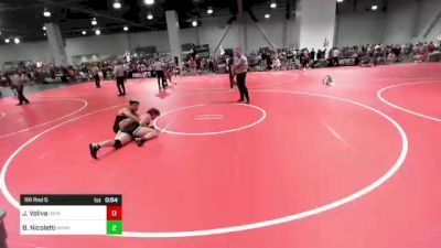 184 lbs Rr Rnd 5 - Jeremiah Voliva, Grindhouse WC vs Bruno Nicoletti, Winner