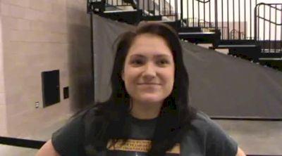 Team Captain Courtney McCool