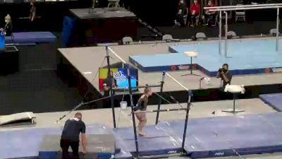 Joscelyn Roberson - Bars, NE Texas Elite - 2021 US Championships